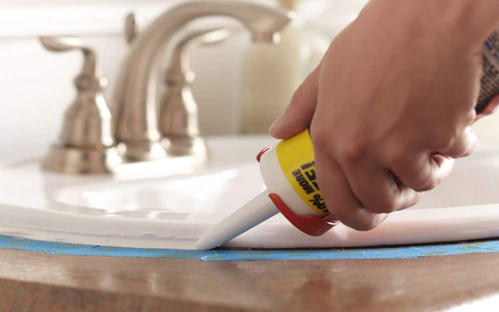 Caulking Diy Plumbing Tips Your Home Services